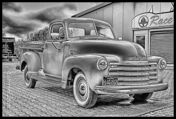 Chevrolet in HDR